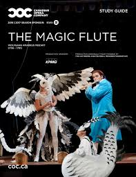 the magic flute study guide by canadian opera company issuu