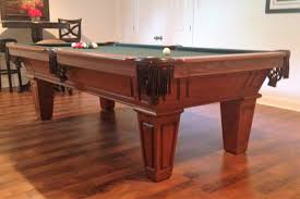 Used Billiard Tables by 8 U0027 Used Pool Table By Connelly Royal Billiard U0026 Recreation