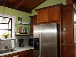 kitchen room inspiringl brown square traditional wooden kitchen