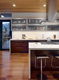 Keen Antique Oak Kitchen Cabinet Designing Home Thoughts On Mixing Wood Tones