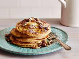 tiramisu recipe tyler florence banana and pecan pancakes with maple butter recipe tyler florence
