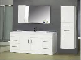 tall narrow white linen cabinet med art home design posters