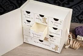 baby keepsake book 9 drawer keepsake box book boutique baby