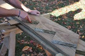 decks com cutting stair stringers