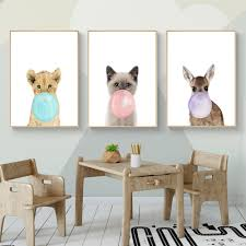 Kawaii Home Decor by Baby Lion Picture Promotion Shop For Promotional Baby Lion Picture