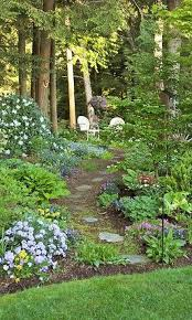 Shady Backyard Landscaping Ideas 56 Best Shade Garden Images On Pinterest Shade Garden Shade