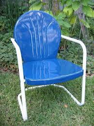 gorgeous metal patio chair awesome painting metal patio furniture