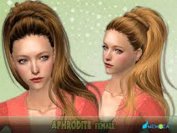the sims 4 cc hair ponytail mod the sims wcif a male high ponytail