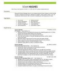 Restaurant General Manager Job Description Resume by General Manager Resume Berathencom Restaurant General Manager