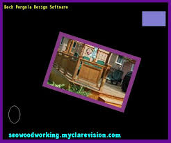 Pergola Design Software by 17 Beste Ideer Om Deck Design Software På Pinterest Dekk