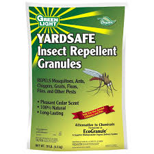 shop green light 10 lbs yardsafe insect repellent granules at