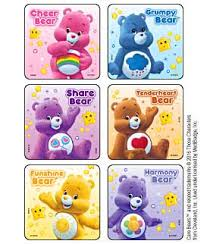 care bears stickers kids love stickers medibadge