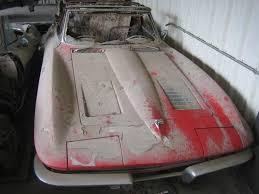 damaged corvettes for sale corvettes on craigslist a pair of 1963 corvettes corvette
