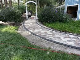 Patio Edging Options by Lawn Garden The Border From Edging Ideas Also Gardenthe Loversiq