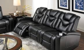 sofa pulsar power reclining sofa loveseat and theatre recliner 4