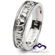 claddagh wedding ring sets claddagh ring set wedding resolve40