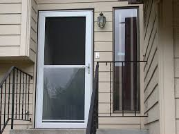 storm door with screen and glass 100 pella storm doors absolute home remodeling u0026