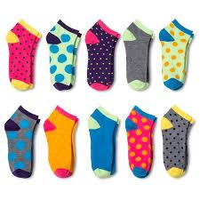 modern heritage s socks 10 pack gray one size target