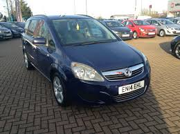 opel zafira 2005 used vauxhall zafira cars for sale motors co uk