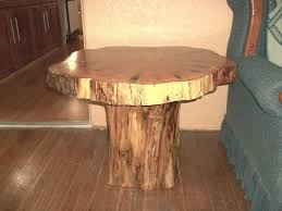 making a tree trunk coffee table loccie better homes gardens ideas