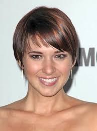 wedge cut for fine hair 38 best broken shattered and spliced images on pinterest hair