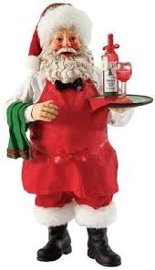 possible dreams santa department 56 possible dreams santas tiny dancer santa 9 inch