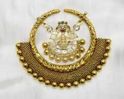 gold sets images gold pendant sets 22kt gold gajalskhmi pendant 22kt gold laxmi