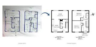 draw a floor plan for free draw simple floor plans processcodi com