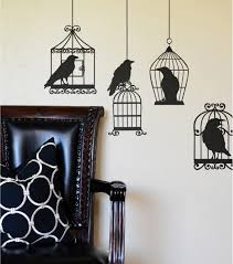 halloween bat wall decals 15 dcwv home wall decals dcwv home baby children removable vinyl