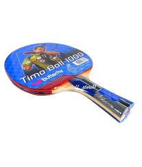 butterfly table tennis racket butterfly timo boll 1000 table tennis racket buy online at best