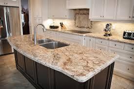 quartz kitchen countertop ideas awesome kitchen countertop materials quartz m33 on decorating home