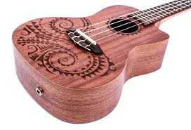luna mahogany series tattoo concert ukulele review all about tattoo