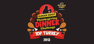 top turkey thanksgiving food truck dinner challenge 2013 results