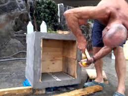 striking out a concrete planter youtube