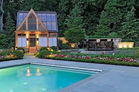 twenty five pool homes to complete ideal backyard escape best of