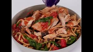 how to make slow cooker chicken cacciatore cooking light youtube