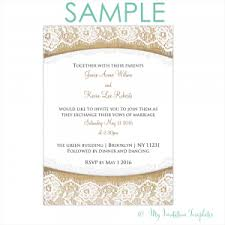 Free Sample Wedding Invitations Free Sample Templates Archives My Invitation Templates For Diy
