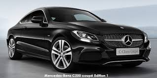 bmw c200 price mercedes c class coupe 2017 review mercedes sa