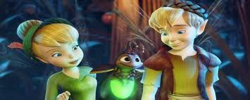 tinker bell lost treasure cast images voice