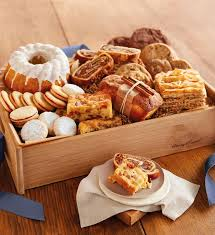 pastry gift baskets signature bakery basket baked goods gift baskets harry david