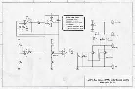 brushless motor controller schematic diy electric car masina i