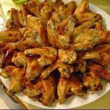 cuisiner des ailes de poulet recette ailes de poulet au citron et à l ail toutes les recettes
