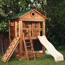 Backyard Playhouse Ideas 75 Dazzling Diy Playhouse Plans Free Mymydiy Inspiring Diy