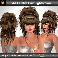 hippie bands second marketplace a a calita hair lightbrown hippie