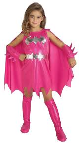 Girls Costumes Halloween Amazon Rubie U0027s Pink Batgirl Child U0027s Costume Small Toys U0026 Games