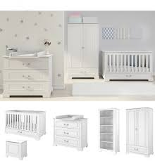 daisy large nursery set in white funique co uk