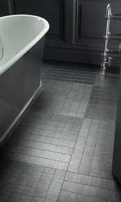 vinyl flooring for bathrooms ideas 1 08 sq ft trafficmaster ceramica 12 in x 24 in coastal grey