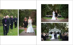 8x10 wedding photo album christa and frank s album rochester ny wedding photography lori