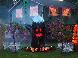 small halloween ornaments indoor outdoor tree halloween decorations ideas creative scary