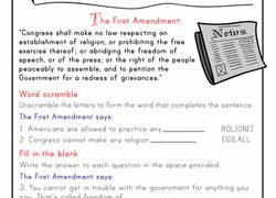 2nd grade civics u0026 government worksheets u0026 free printables